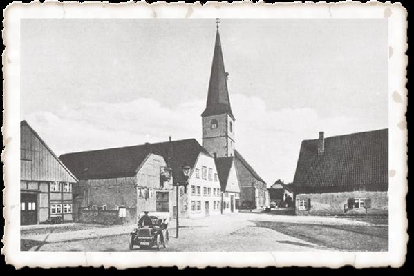 Rathausplatz, früher Gänsemarkt