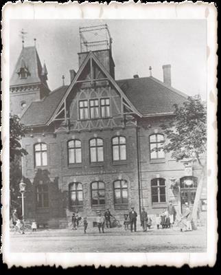 Kaiserliches Postamt Rheda, Herzebrocker Straße