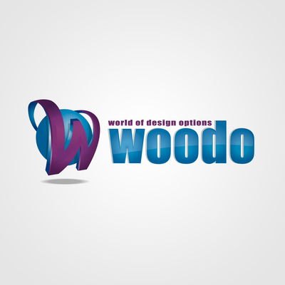Logodesign woodo