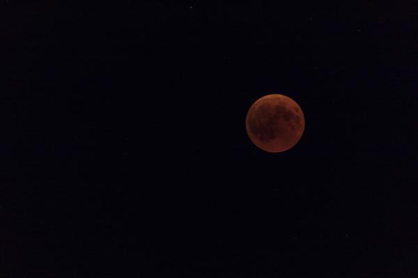 Mondfinsternis 27. Juli 2018