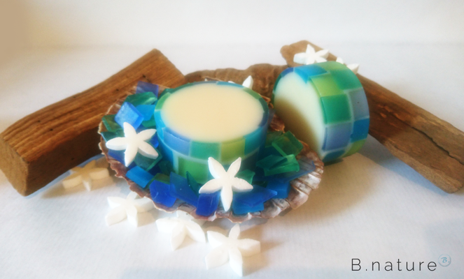 B.nature I Handmade Soap with Babassu Oil & Mango Butter