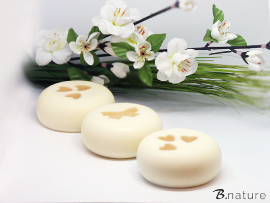 B.nature handcrafted Soap