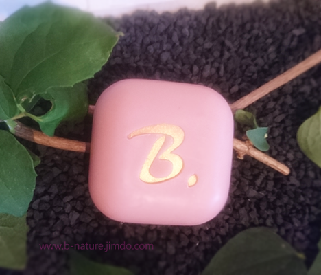 B.nature I Handmade Soap with Almond and Grapeseed Oil