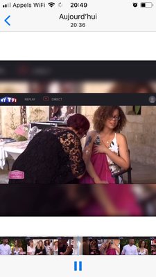 PARTICIPATION À L'ÉMISSION BIENVENUE AUX MARIÉS TF1 AVRIL 2019