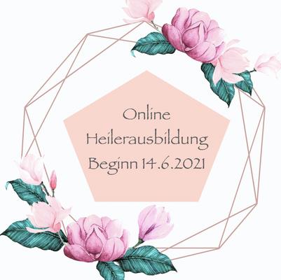 Online Heilerausbildung beginn 14.6.2021
