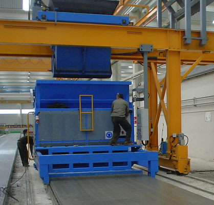 SLIPFORMER WITH A PRODUCTION WIDTH 2.400 MM.