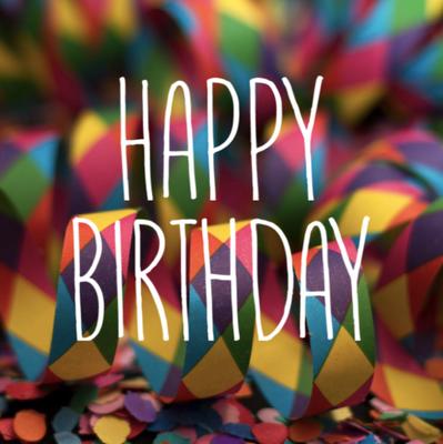 Geburtstag Ballon Geschenk Überraschung