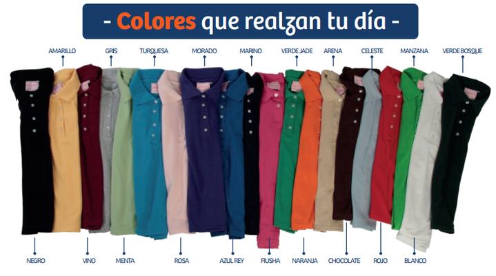 Playeras Tipo Polo En Monterrey - Camisetas Monterrey c69de9ba529d0