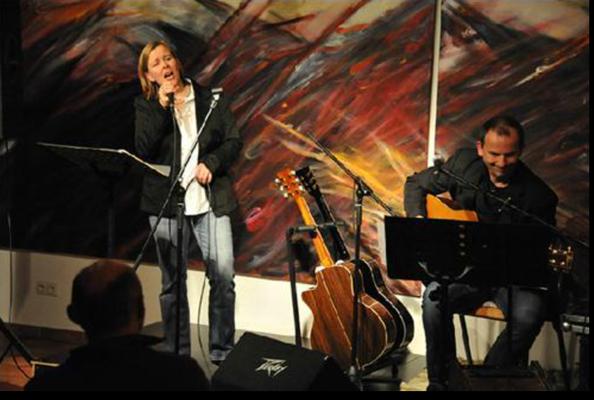 Andrea Türk Duo Kulturhof Heyerhöfen 2012