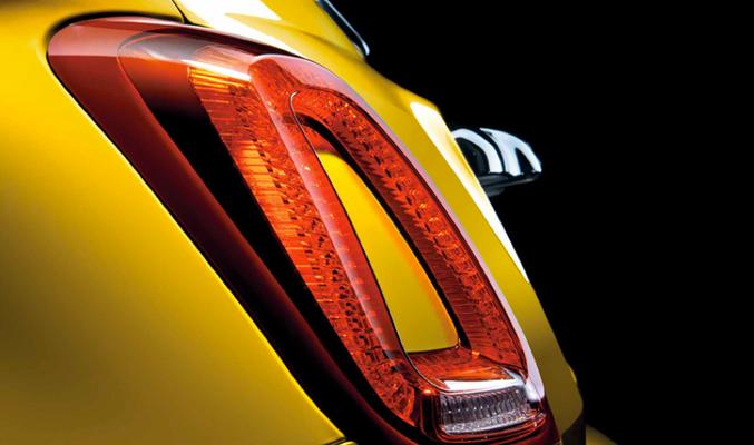 Detailverliebt, Fiat 500 reloaded bei Autohaus Strasser in Rosenheim