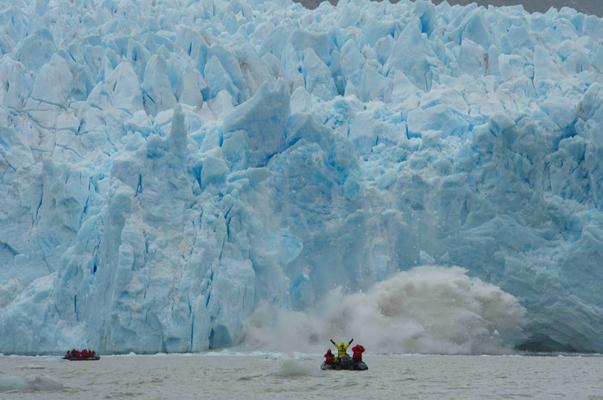 El Brujo Glacier - © Sasha Romanovsky