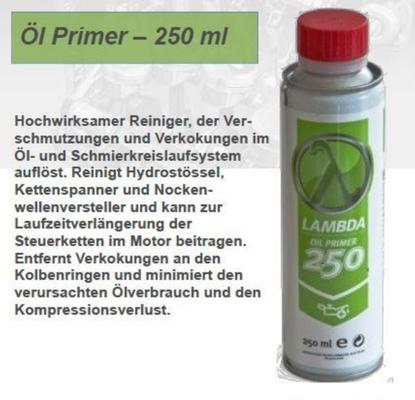 Lambda Öl Zusatz