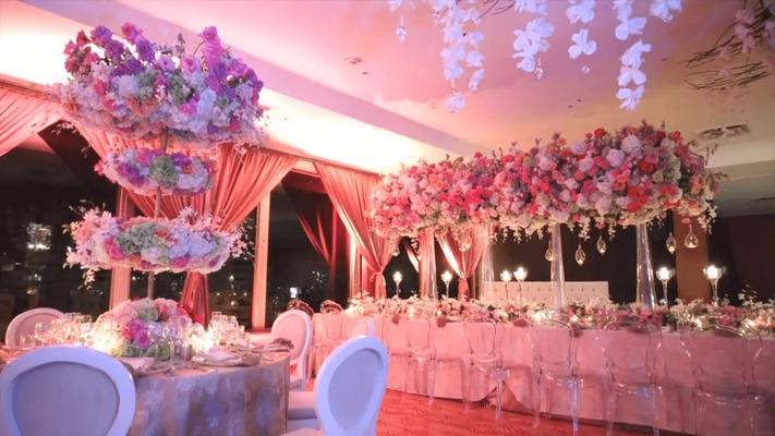 Decoración para bodas wedding planner bogotá