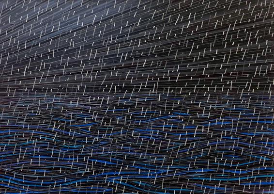 Braindance, 44 x 62 cm, 2018