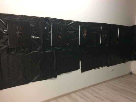 Installation View, Khalashnikov Gallery, Berlin, 2016