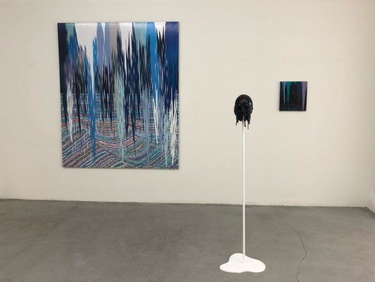Installation View, Contemporary Accident, Frank Taal Gallery, Rotterdam, 2018