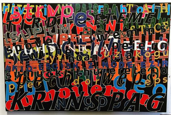 Pui Deo, 110 x 80 cm, 2015
