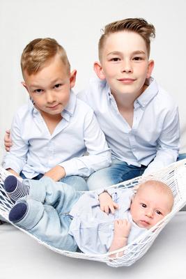 Familienfotoshooting, Geschwisterfoto, Aarau