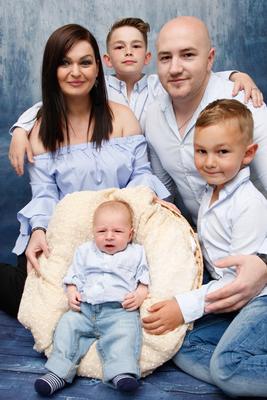 Familienfotoshooting, Familienfoto, Olten