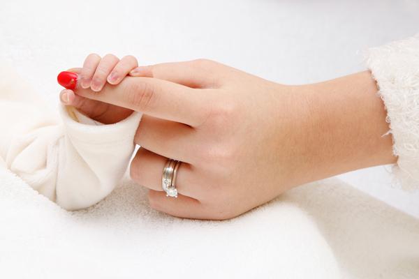 Babyfotografie, Momentaufnahme, Hand in Hand, Schafisheim