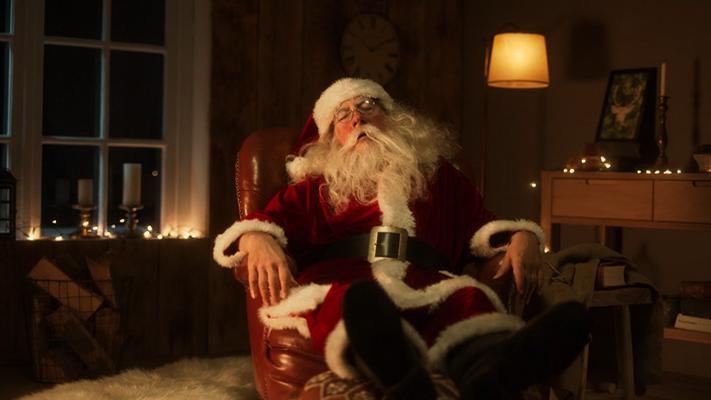 Dänisches Bettenlager Weihnachtsmann