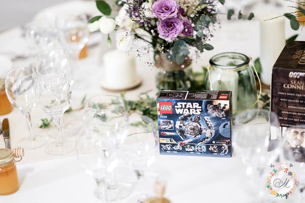 jeu star wars mariage geek