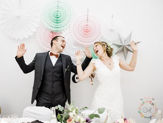 mariage heureux paris