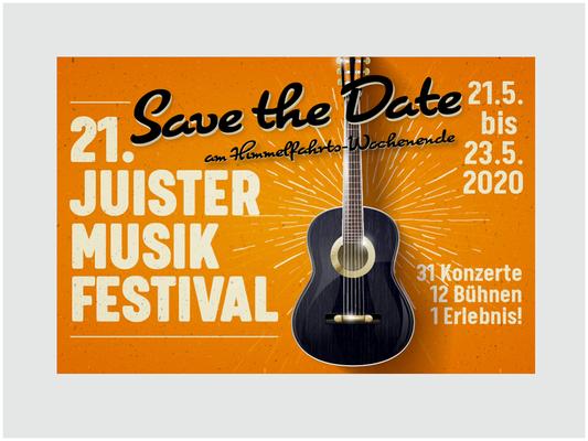 Slider Juister Musikfestival