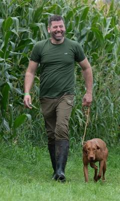 Stefan Wille gen. Niebur - Jagdhunde-Ausbilder Hunt & Hound