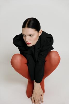 Hair & Make-up: Paula Bethge I Fotograf: Emma Thoenes I Model: Lila Poter