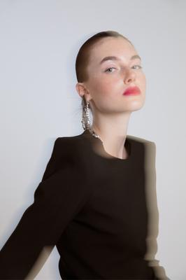 Hair & Make-up: Paula Bethge I Fotograf: Emma Thoenes I Model: Celine Bethmann