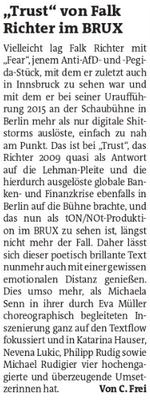 Stadt Blatt Innsbruck // meinbezirk.at // Ausgabe 3, 16. Jänner 2019