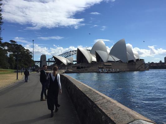 Haken-up-Plätze in Sydney