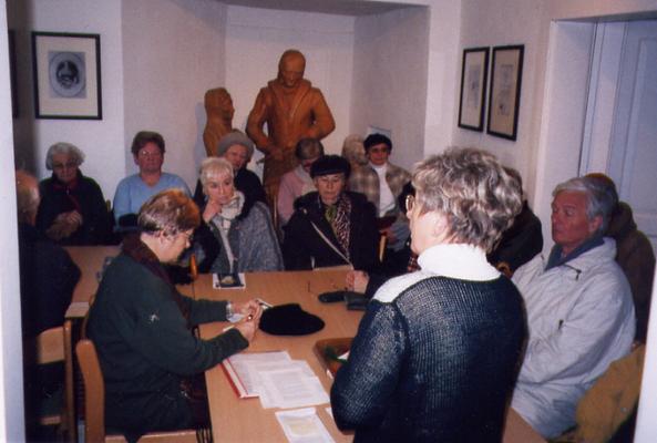 Vortrag Lutherhof