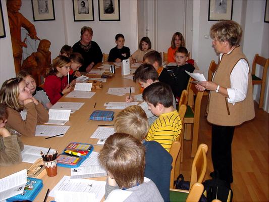 Unterricht Lutherhof