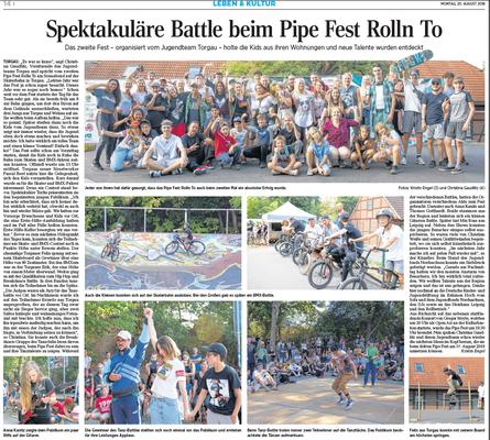 Torgauer Zeitung vom 20.08.2018
