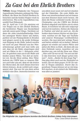 Torgauer Zeitung vom 08.05.2018