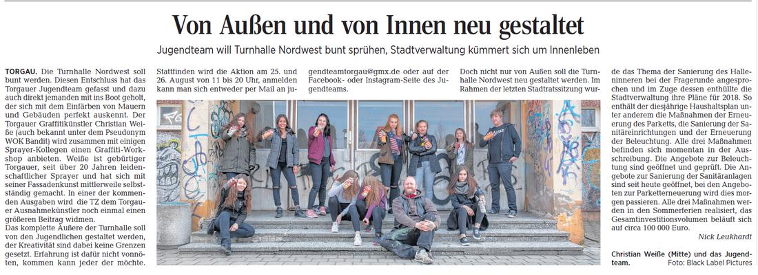 Torgauer Zeitung vom 24.05.2018