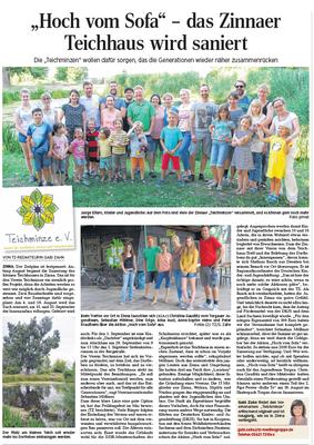 Torgauer Zeitung vom 26.07.2018