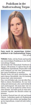 Torgauer Zeitung vom 03.02.2018