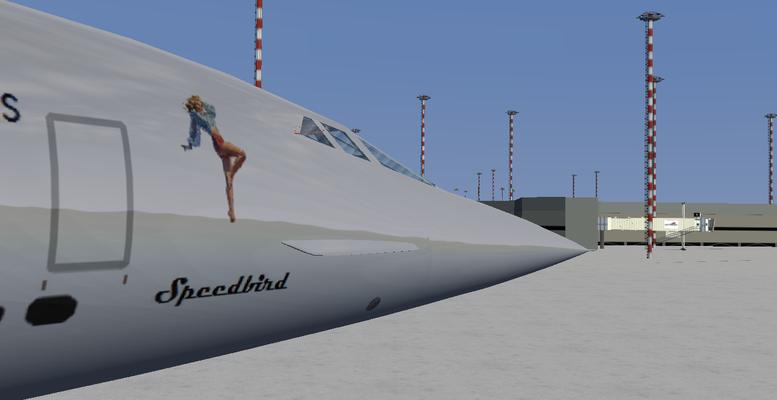Speedbird...