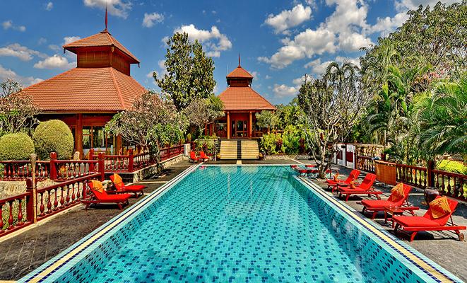 Naypyidaw - Aureum Palace Hotel & Resort
