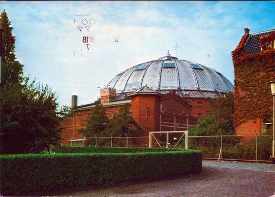 Breda koepelgevangenis
