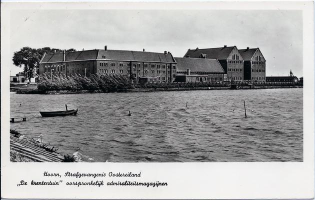 Hoorn gevangenis Oostereiland