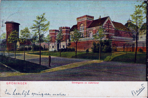 Gevangenis Groningen 10