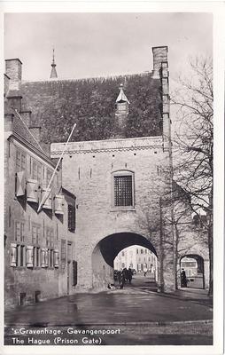 Ansichtkaart Gevangenpoort Den Haag 23