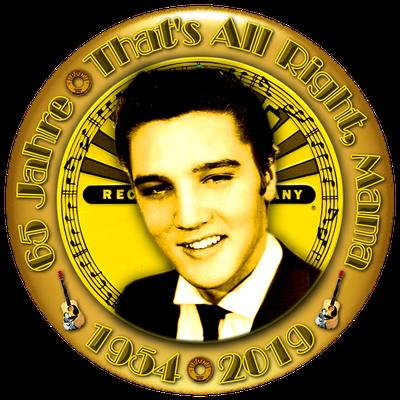 """Am 5. Juli 1954 nahm Elvis den Song """"That's All Right, Mama"""" im SUN Records Studio von Sam Phillips in Memphis Tennessee auf. Der Sng wurde die A-Seite der ersten SUN-Single von Elvis. Damit fing alles an und eine einzigartige Karriere sollte beginnen."""