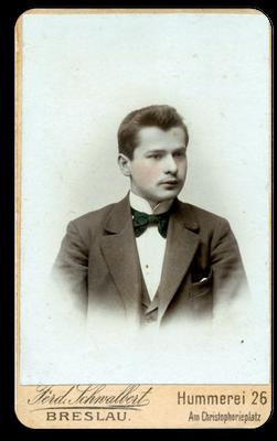 unbekannt in Breslau