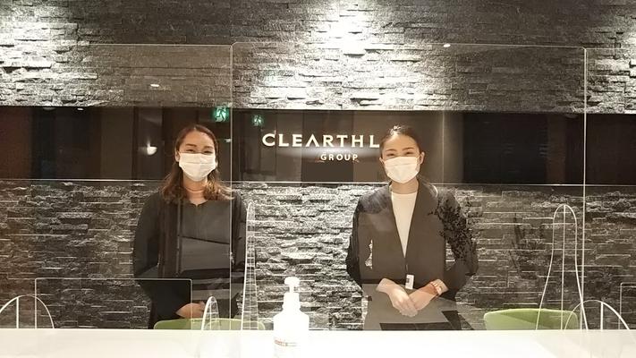 株式会社クレアスコミュニティー受付@菱和パレス高輪TOWER管理組合ブログ