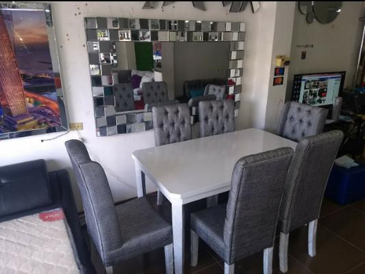 comedores - muebles y accesorios de lujo